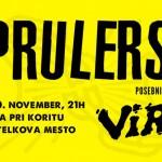 Prulers + Virus