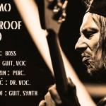 Geronimo & The Bulletproof band